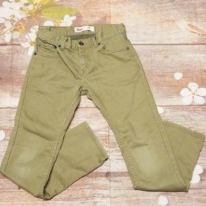Levi's 511 Slim khaki jeans